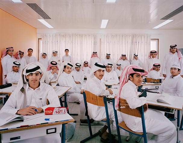 0faa8  classrooms julian germain 9 20 Classroom Portraits From Around The World