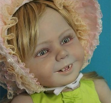 Baby Dolls Don't Get Any Creepier