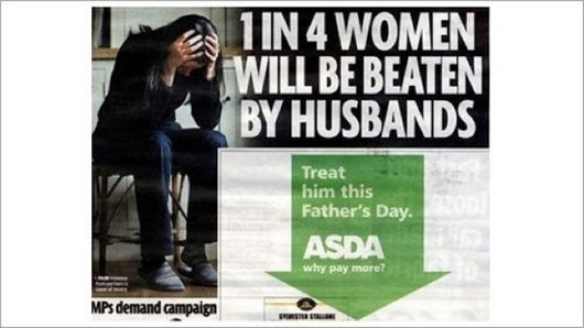 55be8  20 wtf awkward fail funny ad placements8 20 Hilarious Awkwardly Placed Advertisements